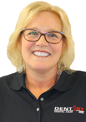 Ms. Charlene Pruitt<br/>Practice Administrator
